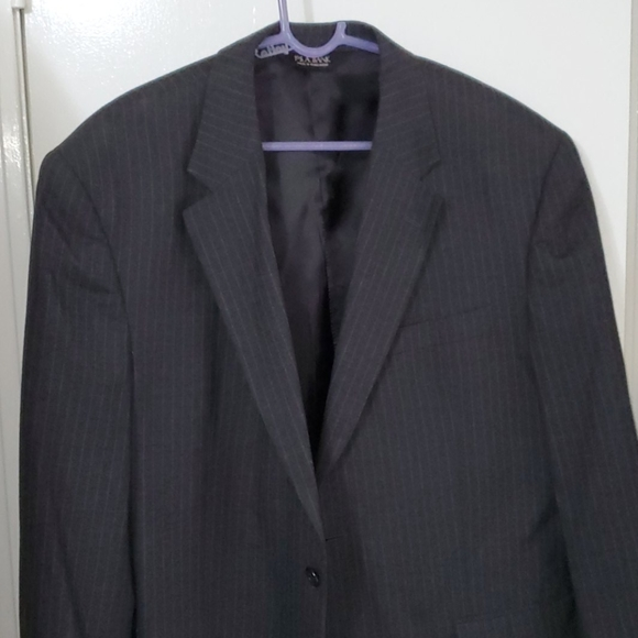 Jos. A. Bank Other - Joseph A. Bank 2 Button Charcoal Pinstripe Blazer